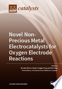 Novel Non Precious Metal Electrocatalysts for Oxygen Electrode Reactions