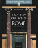 Ancient churches of Rome from the fourth to the seventh century