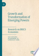Growth And Transformation Of Emerging Powers
