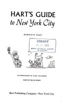 Hart's Guide to New York City
