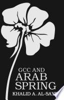 Gcc And Arab Spring