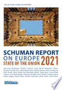 Schuman report on Europe Book