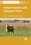 Animal Nutrition with Transgenic Plants