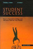 Student Success Book PDF