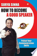 How To Become A Good Speaker Book