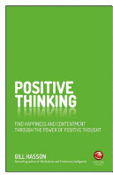 Positive Thinking Pdf/ePub eBook