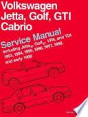 Volkswagen, Jetta, Golf, GTI, Cabrio