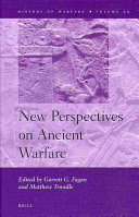 New Perspectives on Ancient Warfare[electronic Resource]