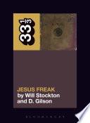 dc Talk   s Jesus Freak Book PDF