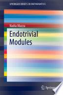 Endotrivial Modules