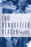 The Bonhoeffer Reader