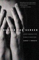 Behind the Screen Pdf/ePub eBook