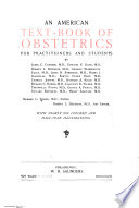 An American Text Book Of Obstetrics