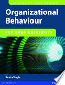 Organizational Behaviour: For Anna University