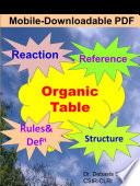 Organic table