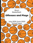 Boys Basketball Offenses and Plays July 2019   June 2020 School Year