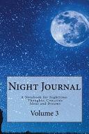 Pdf Night Journal Vol 3