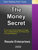 The Simple Money Secret