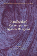 Handbook of Contemporary Japanese Religions