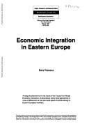 Economic Integration in Eastern Europe