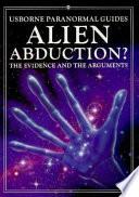 Alien Abduction?