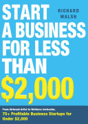 Start a Business for Less Than  2 000