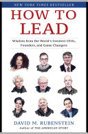 How to Lead [Pdf/ePub] eBook