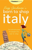 Suzy Gershman's Born to Shop Italy