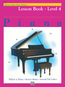 Alfred s Basic Piano Library   Lesson 4