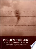 Fate Did Not Let Me Go Book PDF