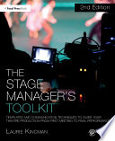 The Stage Manager s Toolkit Book