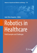 Robotics in Healthcare Book