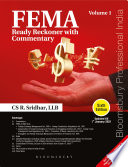 FEMA Ready Reckoner with Commentary  2 Volumes   Sixth Edition Book
