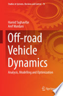 Off road Vehicle Dynamics