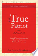 Read Online The True Patriot For Free