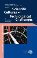 Scientific Cultures   Technological Challenges