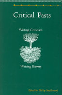 Critical Pasts