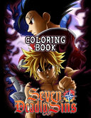 The Seven Deadly Sins Coloring Book