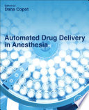 Automated Drug Delivery in Anesthesia