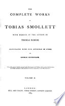 The complete works of Tobias Smollett