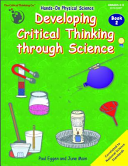 Developing Critical Thinking through Science   Book     Exodus Books phd thesis writing help   CBA pl Shurley English Level   Instructional CD