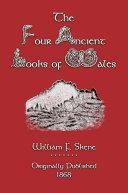 The Four Ancient Books of Wales Pdf/ePub eBook