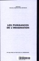 Les puissances de l'imagination