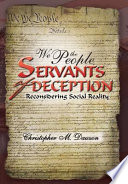 We The People Servants Of Deception Book