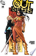 The Outsiders (2007-) #16