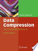 Data Compression Book