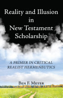 Reality and Illusion in New Testament Scholarship [Pdf/ePub] eBook