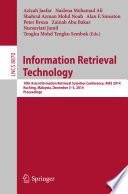 Information Retrieval Technology Book