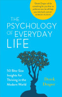 The Psychology of Everyday Life Book