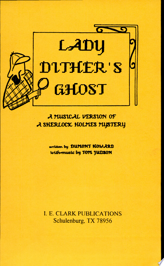 Lady Dither s Ghost